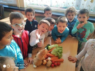 """""""Есенни зеленчуци"""" - втори възрастови групи - Изображение 2"""