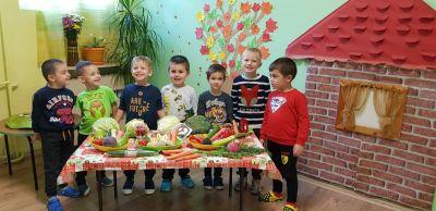"""""""Есенни зеленчуци"""" - втори възрастови групи - Изображение 5"""