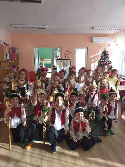 """""""Коледуване"""" - ПГ6 група """"Калинка"""" - Изображение 2"""