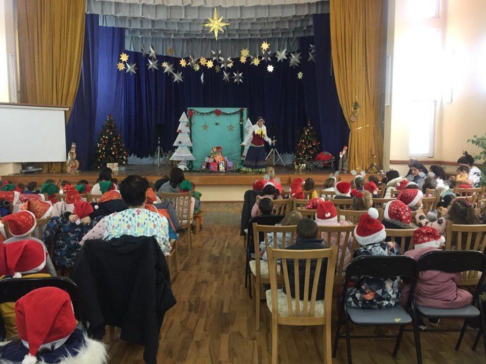"""Коледен театър - """"Баба Коледа, спасява Коледа"""" - голяма снимка"""