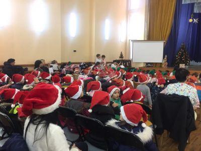 """Коледен театър - """"Баба Коледа, спасява Коледа"""" - Изображение 5"""