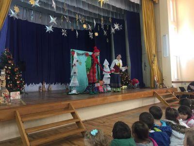 """Коледен театър - """"Баба Коледа, спасява Коледа"""" - Изображение 8"""