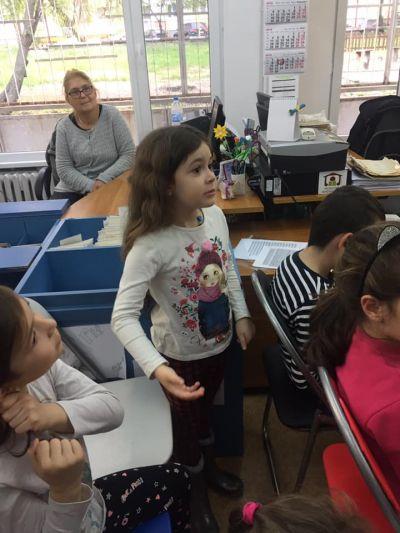 ПГ 6 на посещение в Детски отдел на библиотека Бургас - Изображение 5