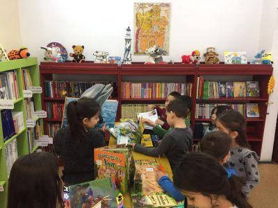 ПГ 6 на посещение в Детски отдел на библиотека Бургас - Изображение 7