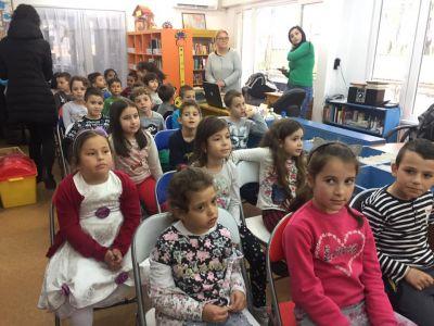 ПГ 6 на посещение в Детски отдел на библиотека Бургас - Изображение 8