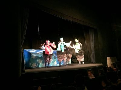 "Театрална постановка - ""Златната гъска"" - Изображение 3"