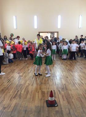 Спортен празник - ДГ Звездица-Зорница - Бургас