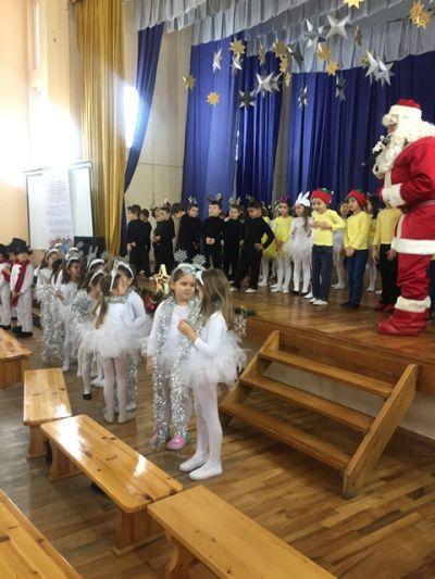 Коледен концерт - ДГ Звездица-Зорница - Бургас