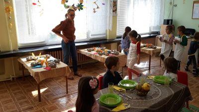 """""""Етикет на сервиране"""" - ПГ5 групи - ДГ Звездица-Зорница - Бургас"""