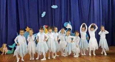 Никулденски  концерт - ДГ Звездица-Зорница - Бургас