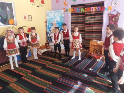 """Сирни заговезни"" - група ""Русалка"" 7"