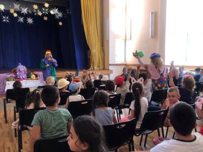 "Театър - ""Скъпоценното здраве на куклата Лина"" 3"