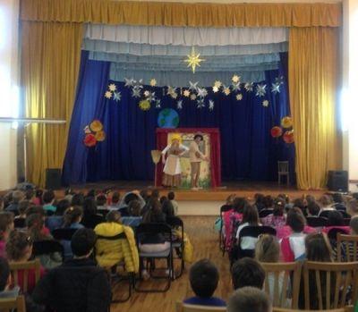 """Театър за деца - """"Три принцеси"""" 4"""