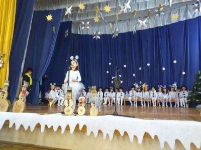 """""""Зимна приказка"""" - ПГ5 """"Пчеличка"""" - ДГ Звездица-Зорница - Бургас"""
