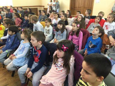 """Мюзикъл за деца - """"Алиса"""" - ДГ Звездица-Зорница - Бургас"""