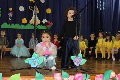 """""""Пролет, добре си дошла"""" - група """"Русалка"""" - ДГ Звездица-Зорница - Бургас"""