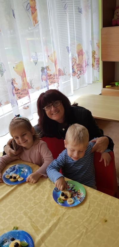 """""""Есенни плодове"""" - първи възрастови групи - ДГ Звездица-Зорница - Бургас"""