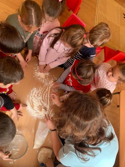 Седмица на здравословното хранене - II и III групи - ДГ Звездица-Зорница - Бургас