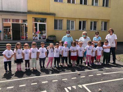 Спортен празник в детската градина - ДГ Звездица-Зорница - Бургас